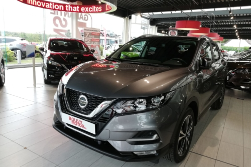 QASHQAI 1.5 DCI 115 EURO6D MT 2WD N-CONNECTA + Design Pack