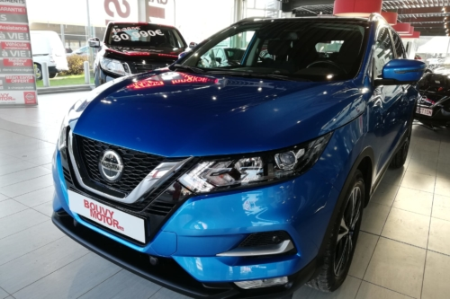 QASHQAI DCI 115 MT 2WD N-CONNECTA + DESIGN PACK