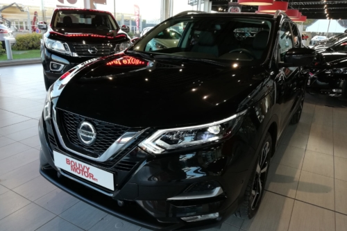 QASHQAI 1.5 DCI 115 DCT 2WD MY18 TEKNA + Glass Roof