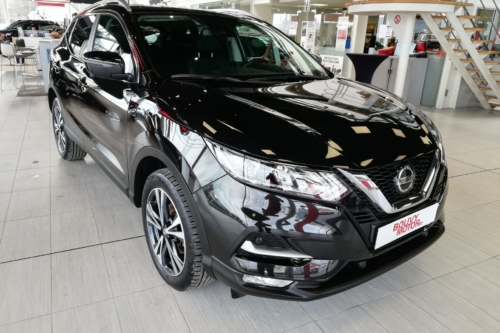 QASHQAI – DCI 110 MT N-CONNECTA + Design Pack + Comfort Pack