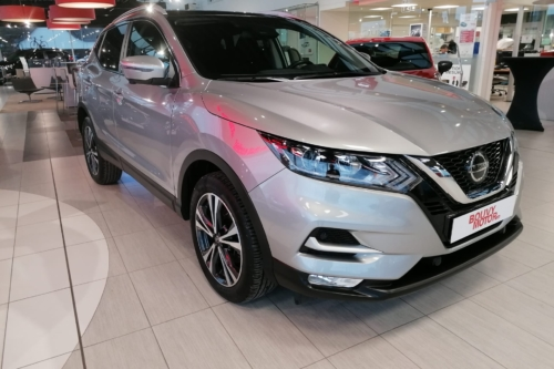 QASHQAI 1.5 DCI 115 MT 2WD N-CONNECTA + Design Pack
