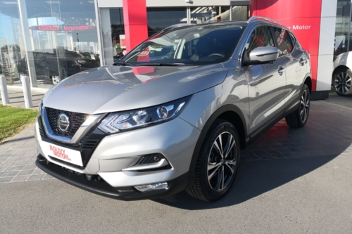 QASHQAI – 1.5 DCI 115 MT MY19 N-CONNECTA + Design Pack + Comfort Pack