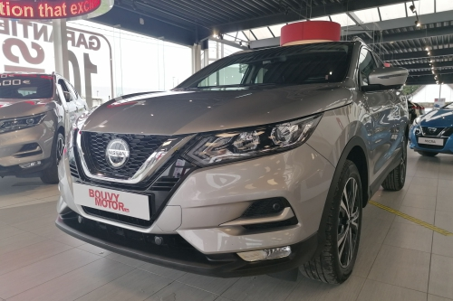 QASHQAI – 1.5 DCI 115 MT 2WD N-CONNECTA + Design Pack