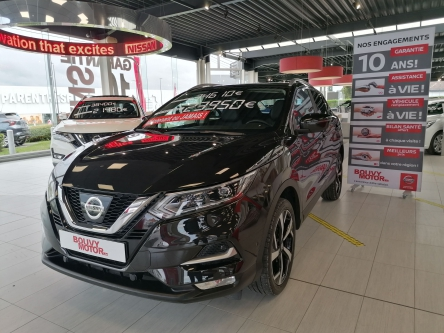 QASHQAI – 1.6 DCI 130 MT 2WD TEKNA + Glass Roof