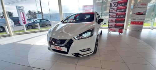 MICRA – 1.0L IG-T 92 M/T N-SPORT + Urban Pack + Connect Pack